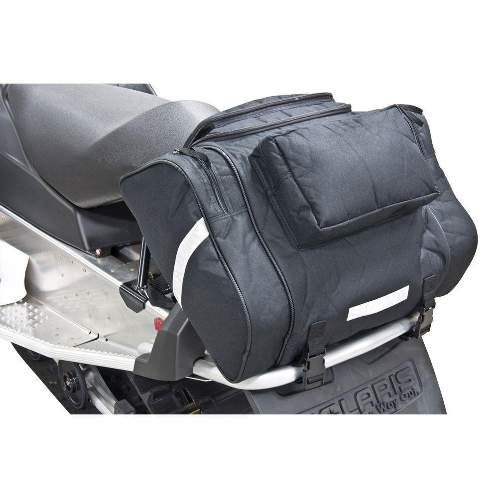 Deluxe Snowmobile Rear Cargo Bag