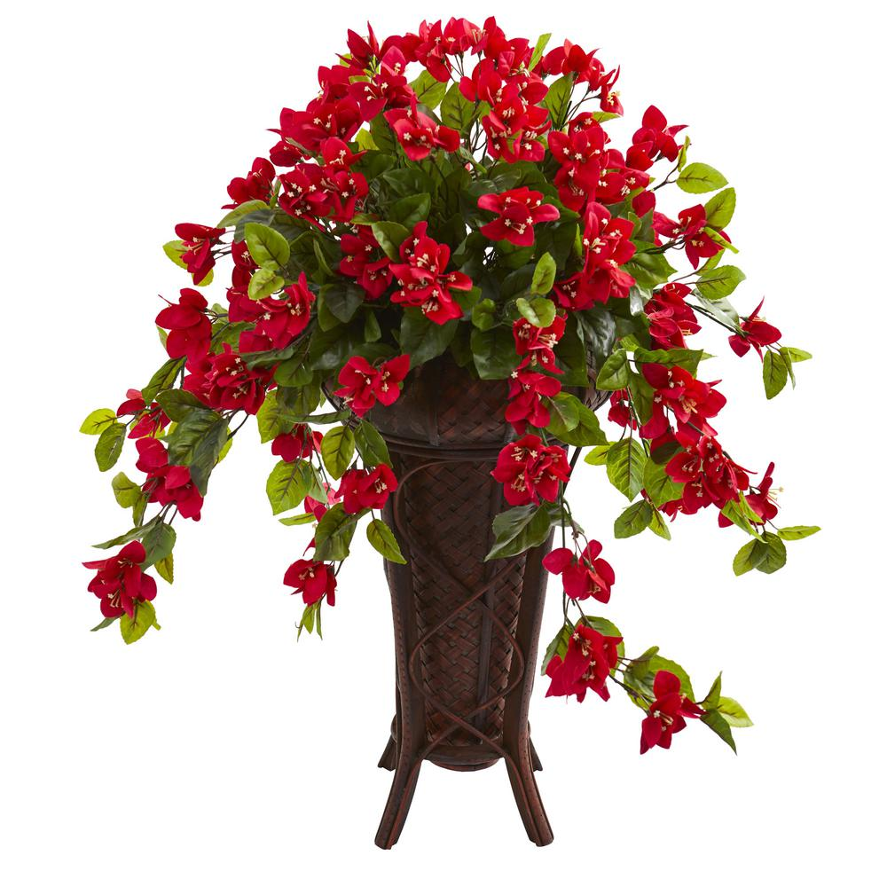 Nearly Natural Indoor Bougainvillea Artificial Plant In