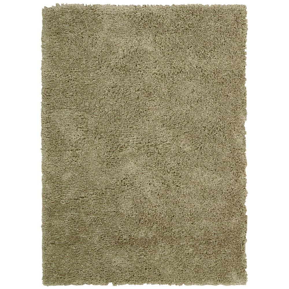 nourison overstock modern groove gold 5 ft x 7 ft area rug 081919 the home depot