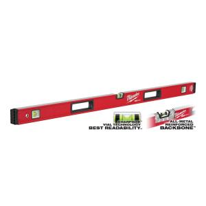 Milwaukee 48 inch REDSTICK Box Level by Milwaukee