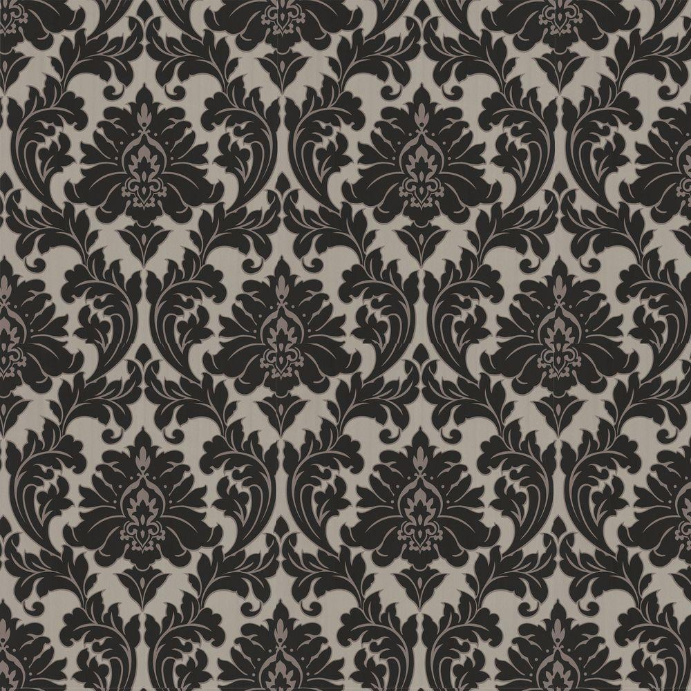 Graham Brown Majestic Gold Removable Wallpaper