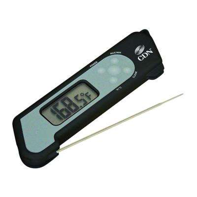 ProAccurate Black Digital Food Thermometer