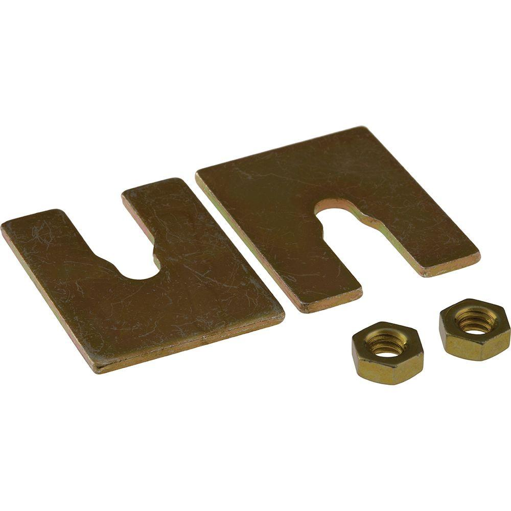 Delta Pair of Nuts and Washers-RP6092 - The Home Depot