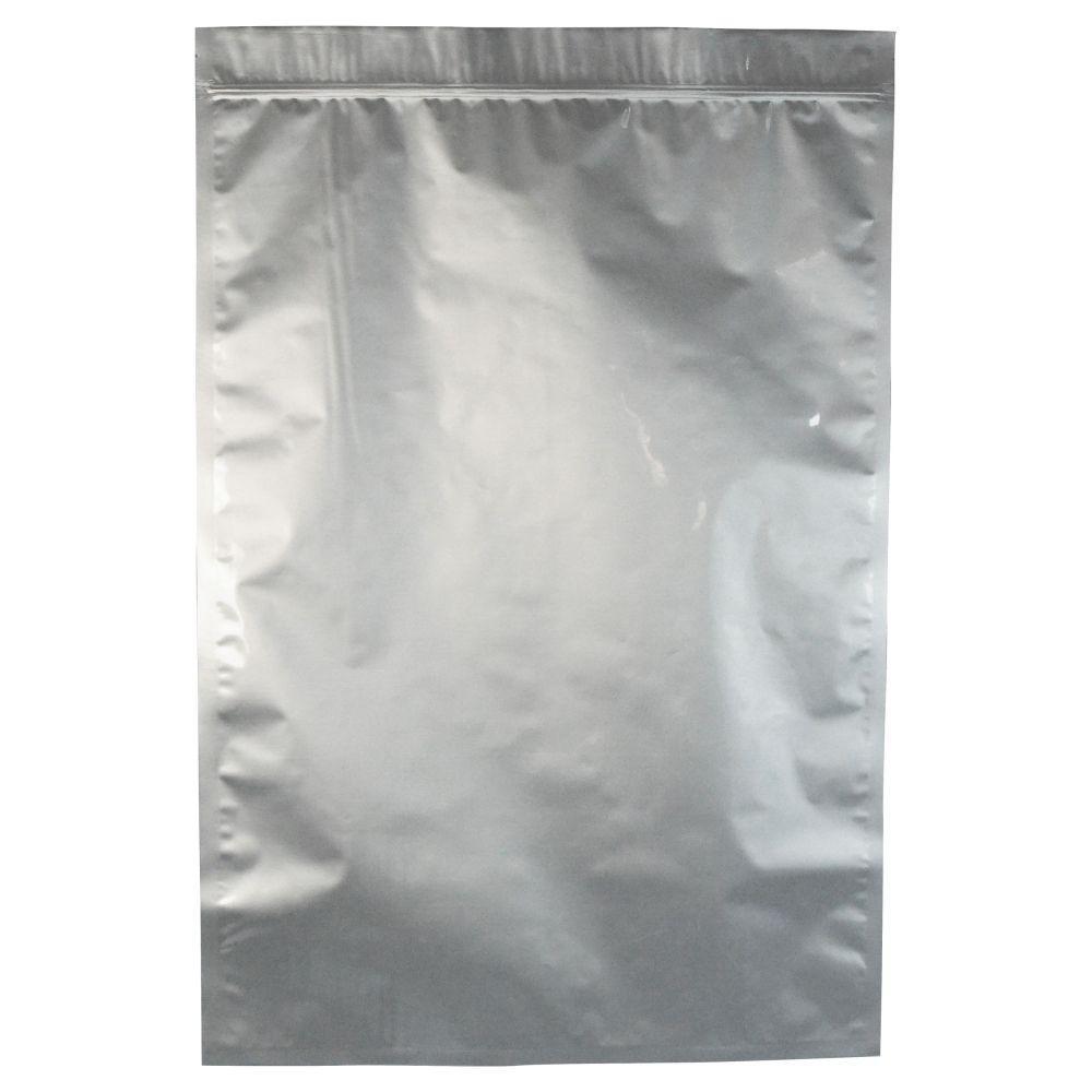20 in. x 30 in. Aluminized Moisture Barrier & Static Shielding Zipper Bags (10-pack)