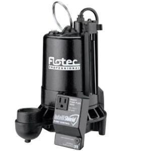 Flotec 1 HP Electronic Submersible Sump Pump by Flotec