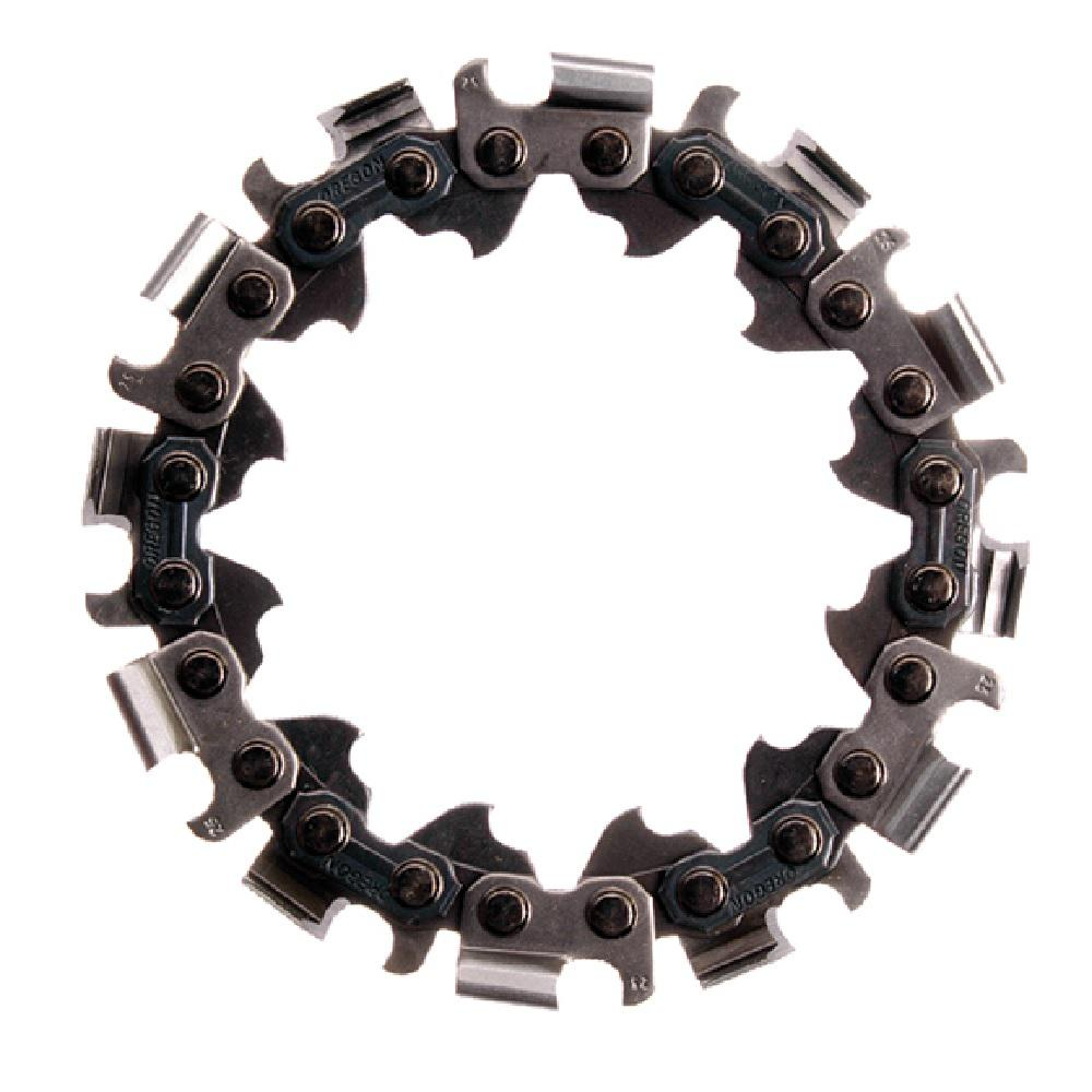 12-Teeth Steel Replacement Chain for Chainsaw Disc for Woodcarving