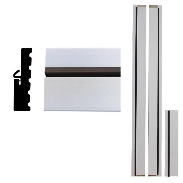 1-1/4 in. x 6-9/16 in. x 83 in. Primed Composite Door Frame Kit