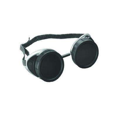 Gray Brazing Cup-Style Goggles