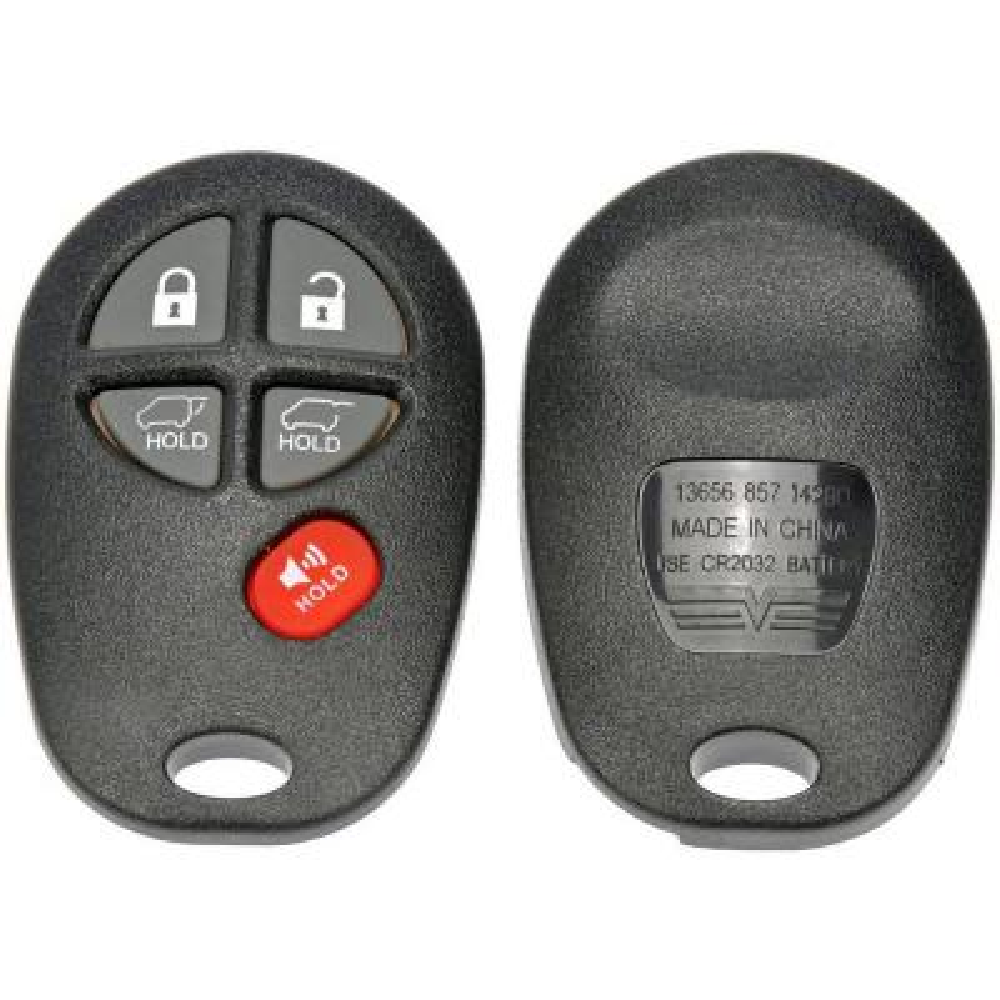 Keyless Remote Case Dorman 13670