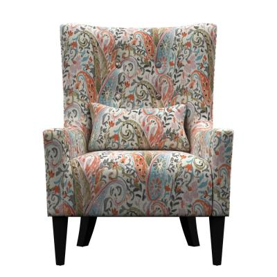 Multi Colored Accent Chairs Chairs The Home Depot