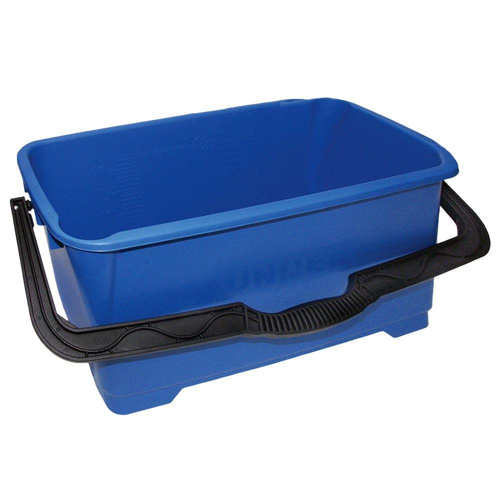 Unger 6 Gal. Heavy-Duty Plastic Bucket