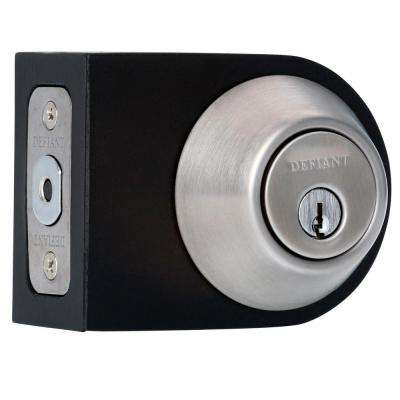 Double Cylinder Stainless Steel Deadbolt