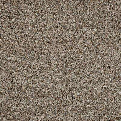 Carpet Sample - Collinger I Color - Ashen Texture 8 in. x 8 in.