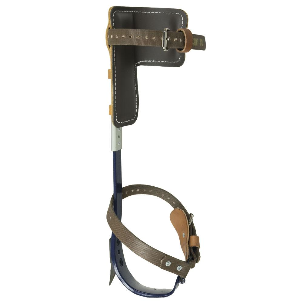 Klein Tools Gaffs 17 in. to 21 in. Pole Climber Set