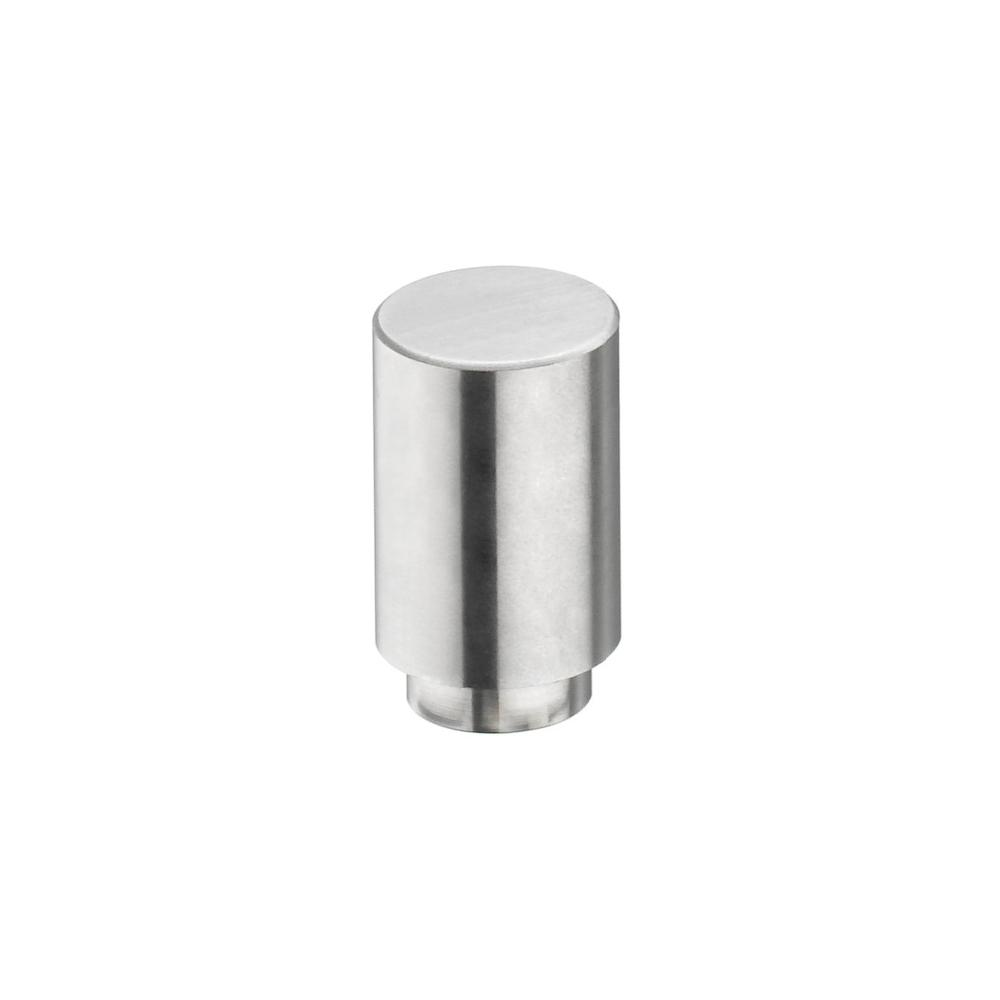 4141 Series 13/16 in. Stainless Steel Cabinet Knob