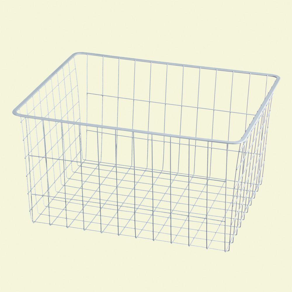 ClosetMaid 21 in. x 11 in. x 17 in. Ventilated Wire Drawer