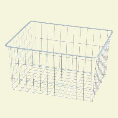21 in. x 11 in. x 17 in. Ventilated Wire Drawer