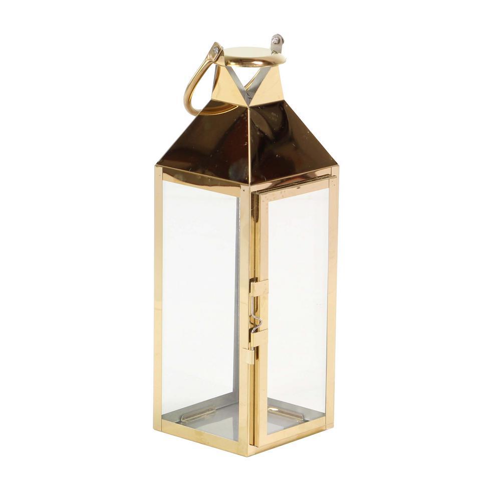 +4. Gold Candle Lanterns ...