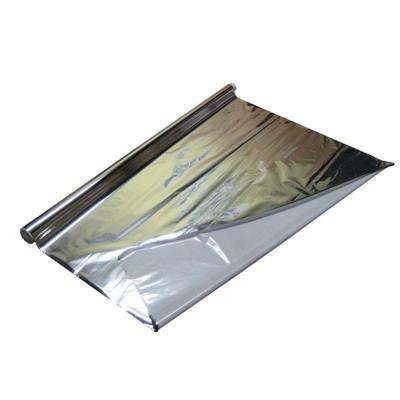25 ft. Highly Reflective Light Diffusing Film with White Plastic Vapor Barrier
