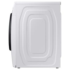 Samsung 7 5 cu  ft  White Electric Dryer with Steam