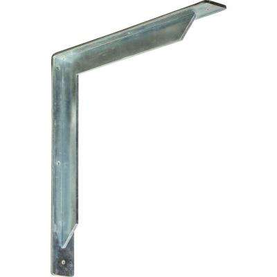 16 in. x 2 in. x 16 in. Steel Unfinished Metal Stockport Bracket