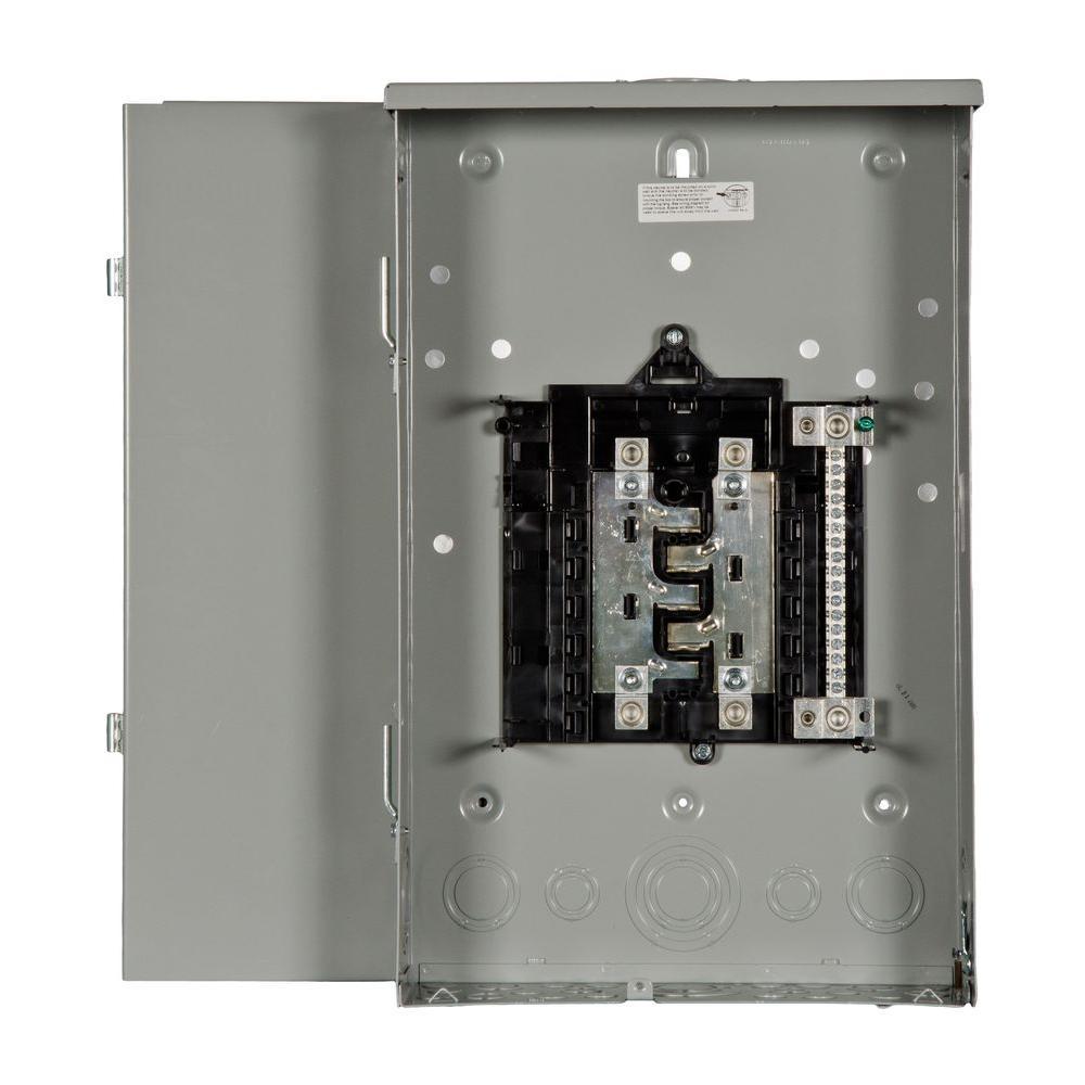 Siemens Es Series 200 Amp 8 Space 16 Circuit Main Lug