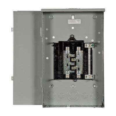 ES Series 200 Amp 8-Space 16-Circuit Main Lug Outdoor Trailer Panel Load Center