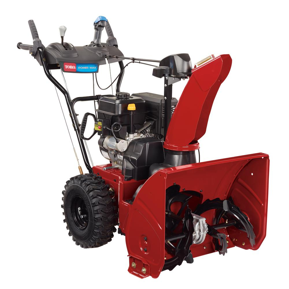 Toro Power Max 824 OE 24 in. 252cc Two-Stage Electric Start Gas Snow Blower