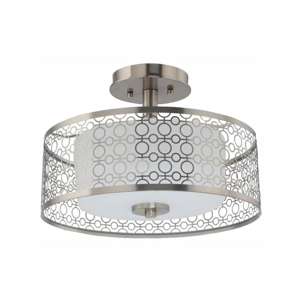 Toberon 14 In 1 Light Brushed Nickel