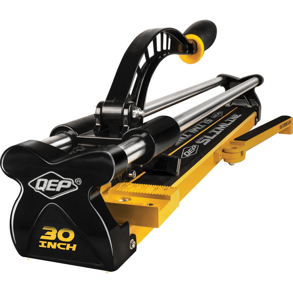 QEP 30 in. Slimline Professional Tile Cutter