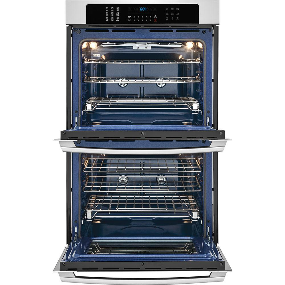 Electrolux 30 In Double Electric Wall Oven With Air Sous Vide