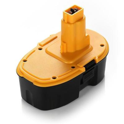 18-Volt NiMH Battery Compatible with Dewalt Power Tools