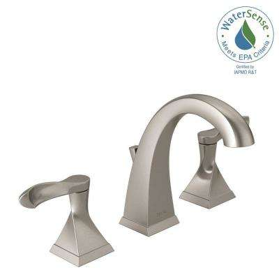 Captivating Everly 8 In. Widespread 2 Handle Bathroom Faucet In SpotShield Brushed  Nickel
