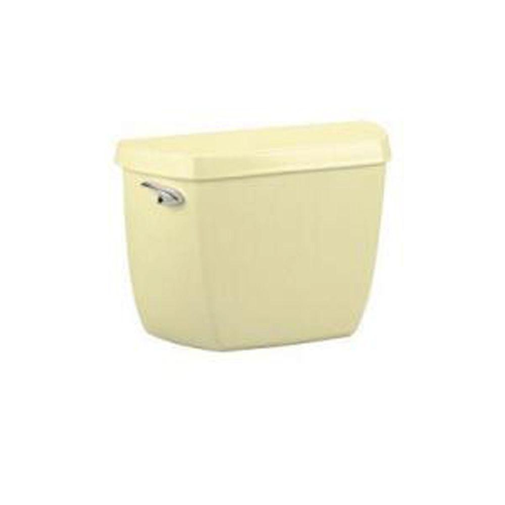 KOHLER Wellworth Classic 1.6 GPF Toilet Tank Only in Sunlight-DISCONTINUED