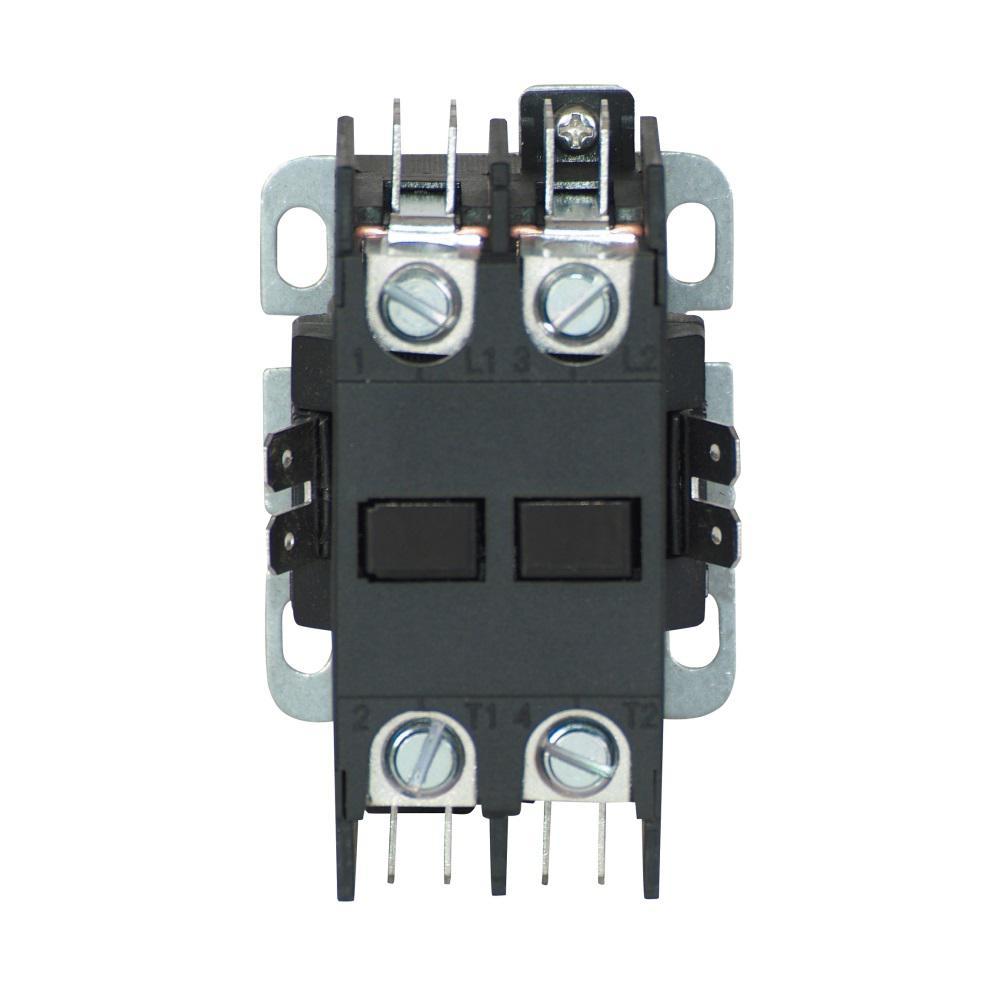 40 Amp 110-Volt/120-Volt Definite Purpose Control Contactor