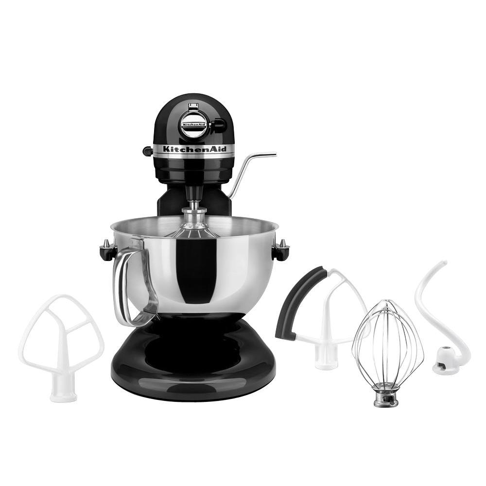 KitchenAid 5 qt. Stand Mixer in Onyx Black