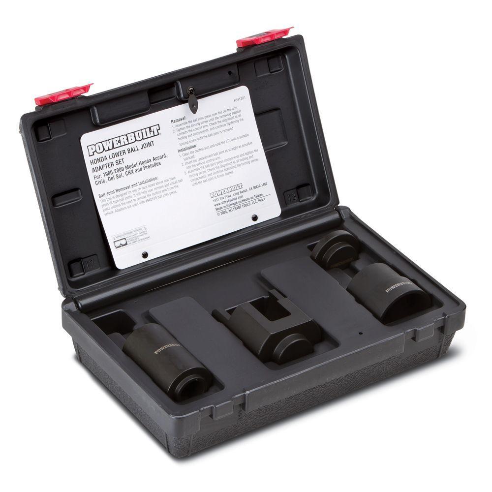 Honda Lower Ball Joint Adapter Kit