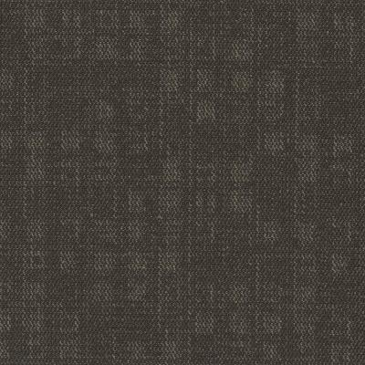 Crafter Black 24 in. x 24 in. Carpet Tiles ( 8 syds. case/carton - 18 Tiles case/carton)