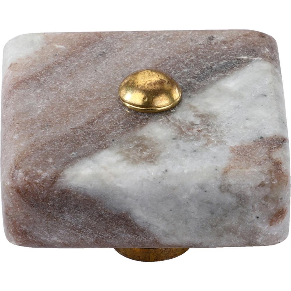 Oceanside 1-1/2 in. Sea Rock Cabinet Knob