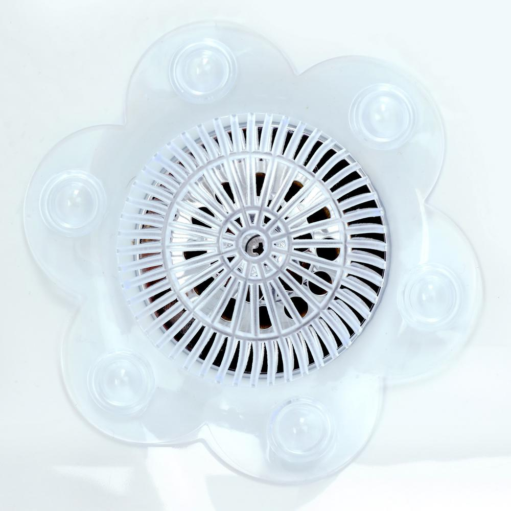 2 Pack Hair Catcher Drain Protector Prevents Hair From Clogging Drains Stop Clog