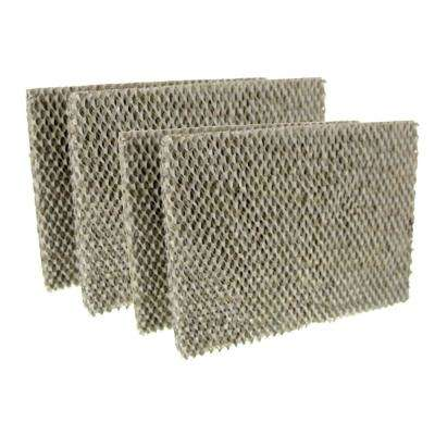 Replacement for Aprilaire Models 350, 360, 560, 560A, 568, 600 Water Panel 35 Humidifier Filter (4-Pack)