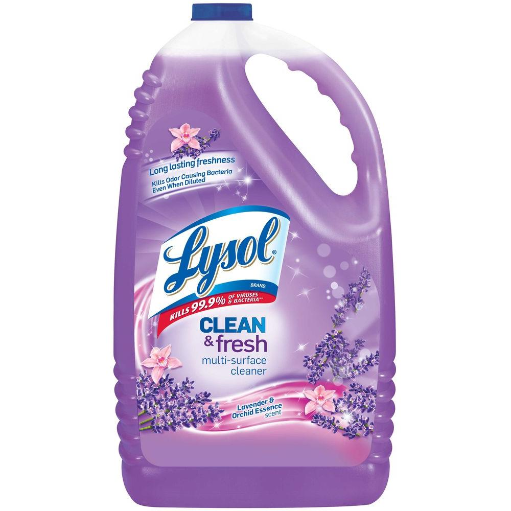 Lysol 144 oz. Lavender Pourable All-Purpose Cleaner
