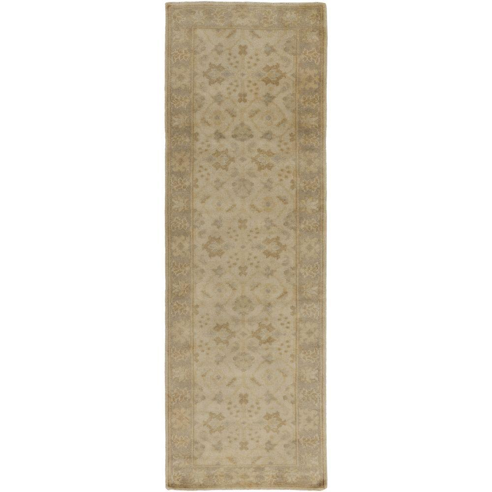 Artasari Beige 2 ft. 6 in. x 8 ft. Indoor Rug