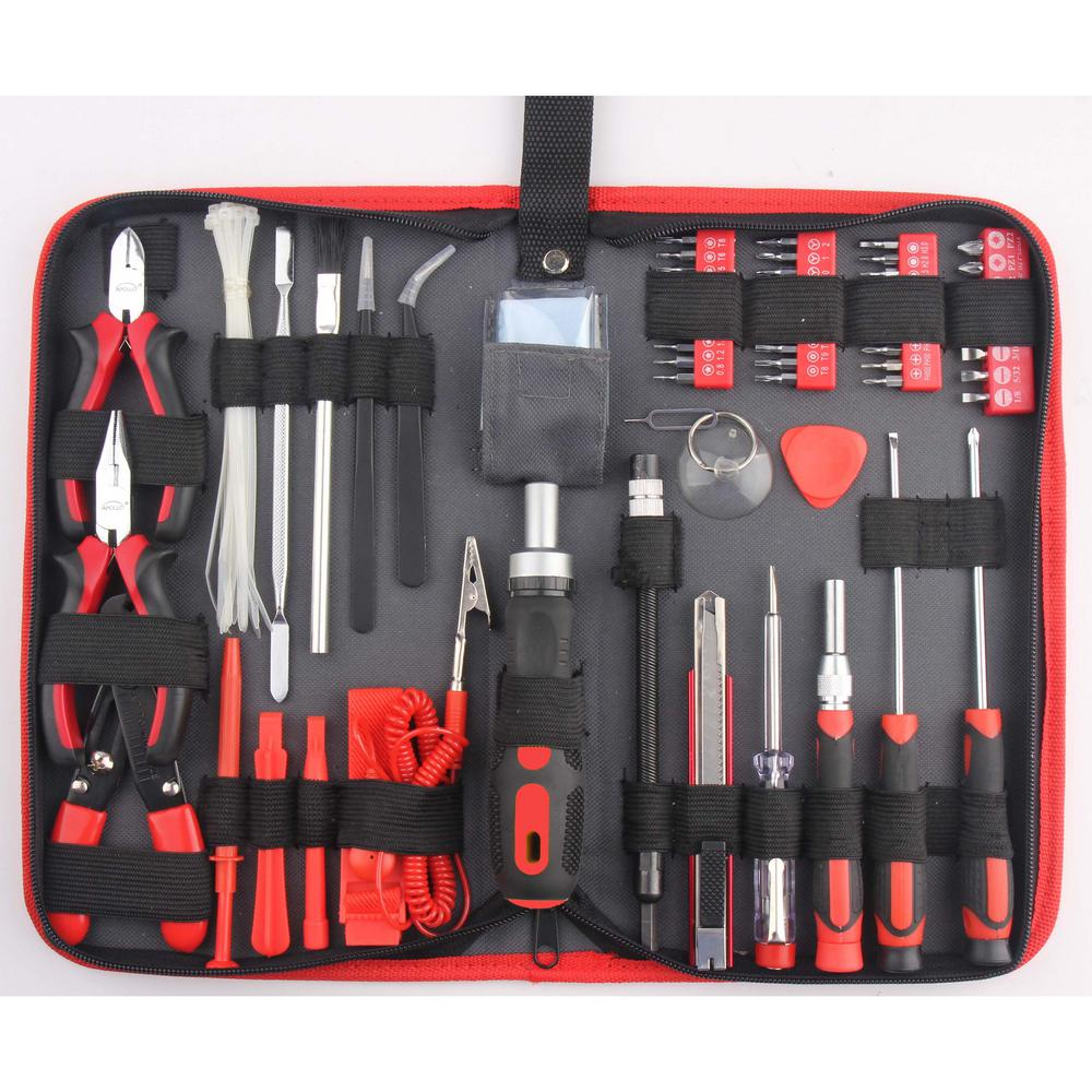 Apollo Phone and Computer Repair and Maintenance Tool Kit...