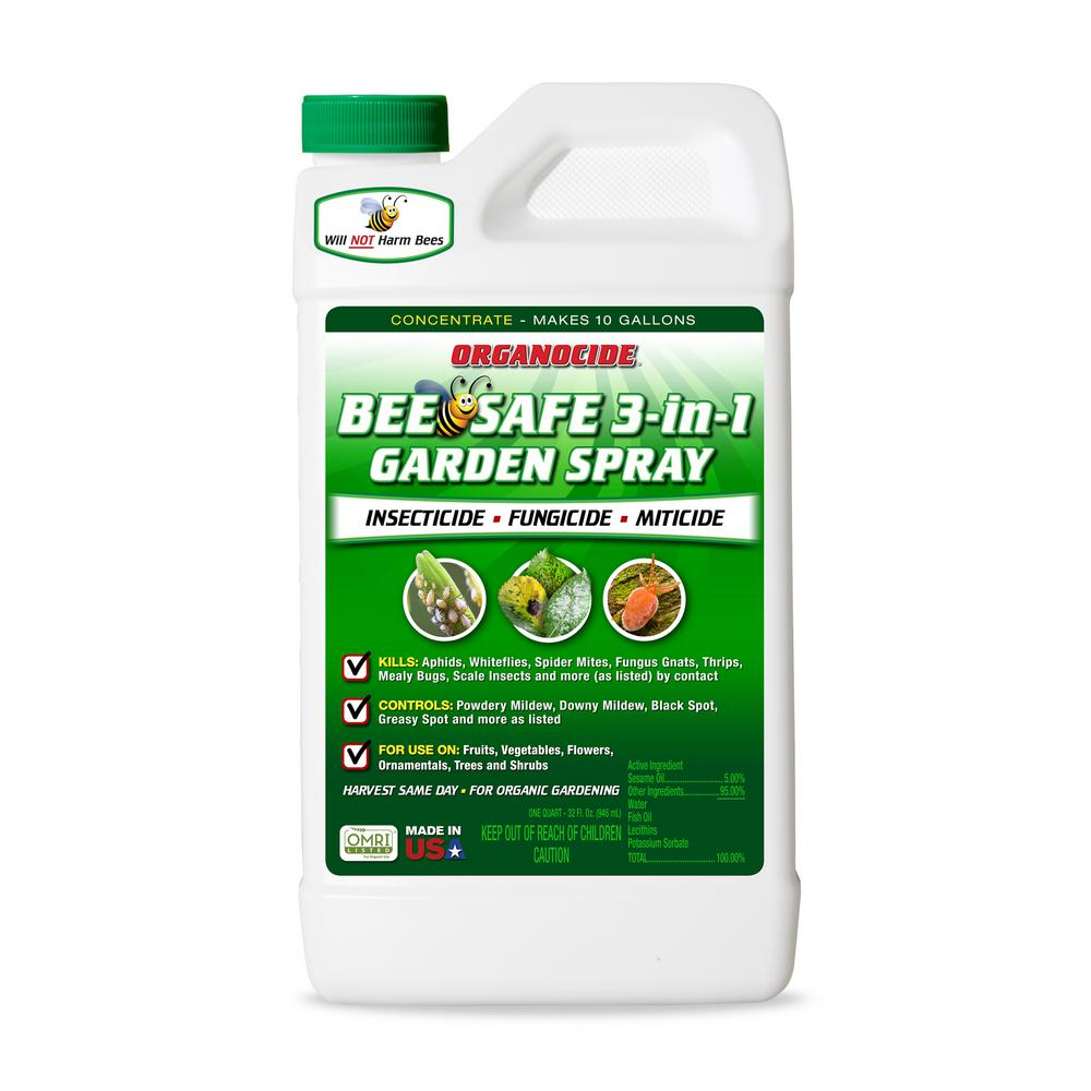 Organocide 32 oz. Bee Safe Insect Killer Concentrate