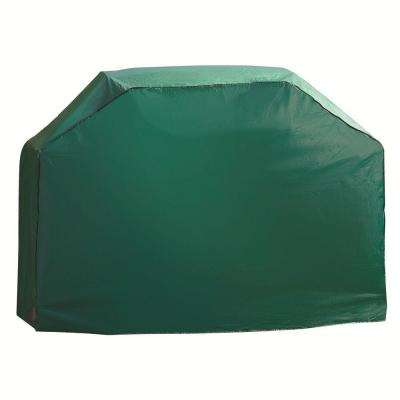 68 in. Large Green Grill Cover