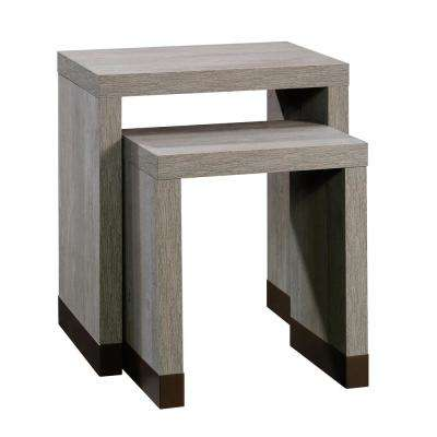 Manhattan Gate Mystic Oak Nesting Tables