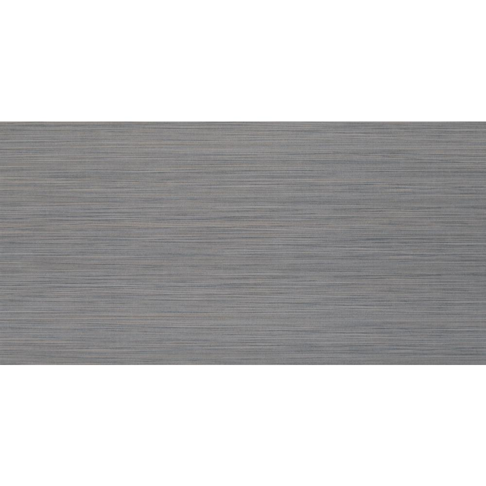 Metro Charcoal 10 in. x 20 in. Glossy Ceramic Wall Tile