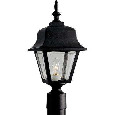 Outdoor Black Post Lantern