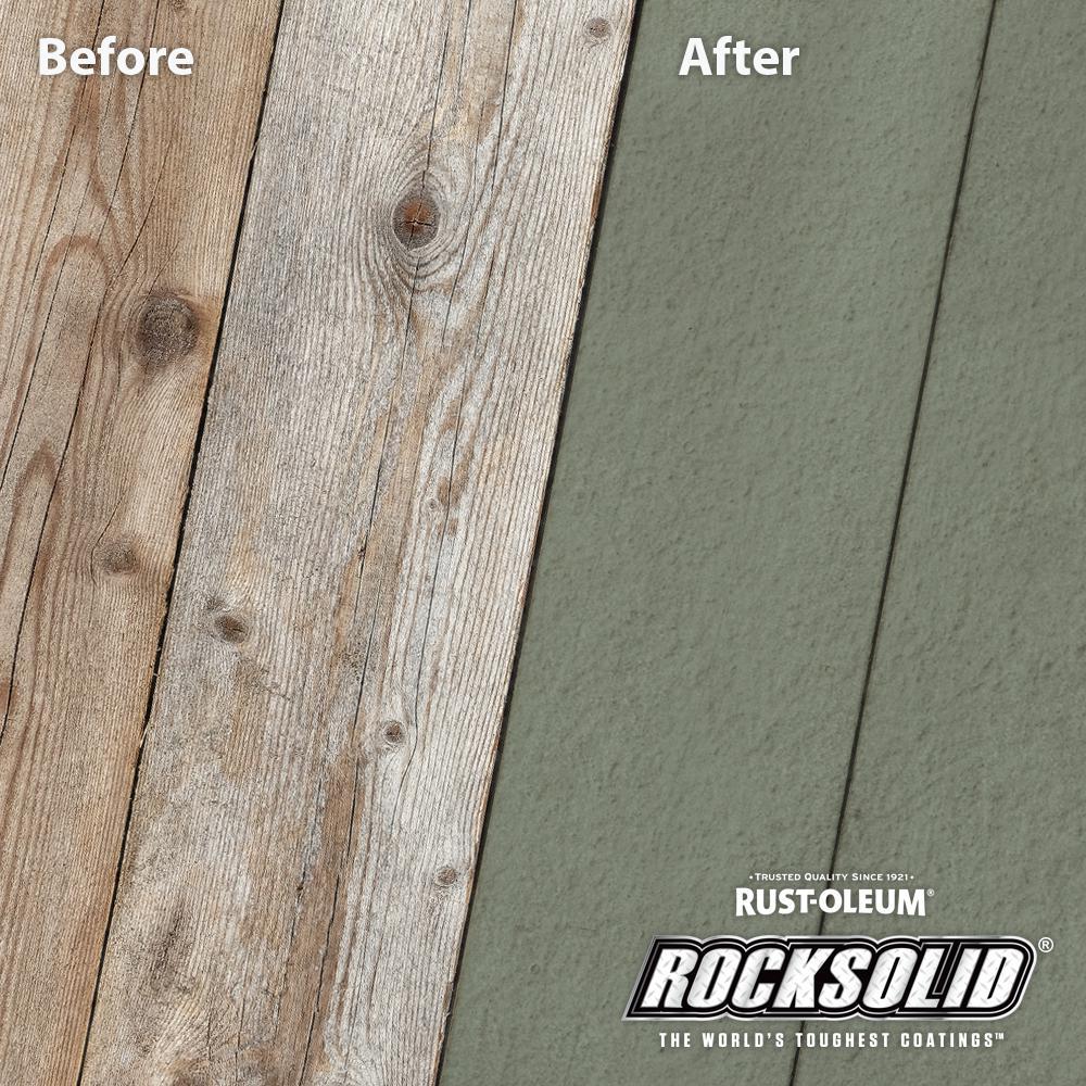 Bedrock Exterior 20x Deck Resurfacer